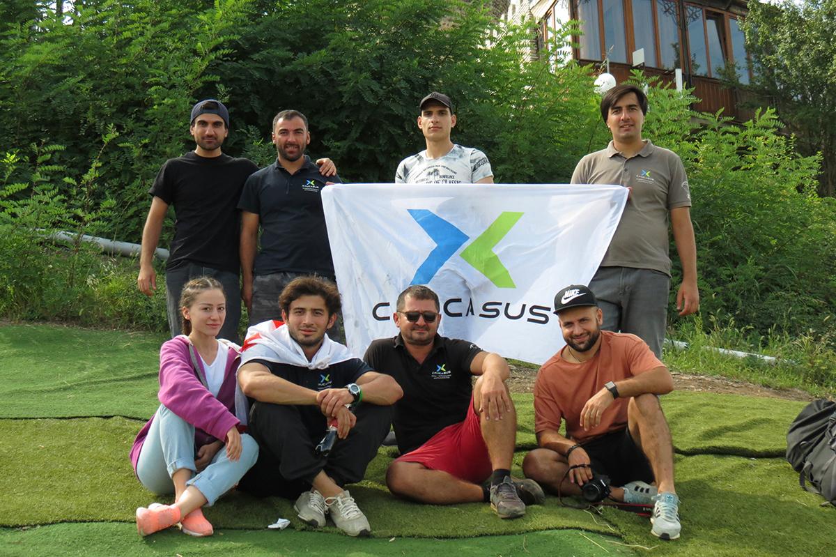 პარაგლაიდინგის განვითარების და პოპულარიზაციის კლუბი xcaucasus